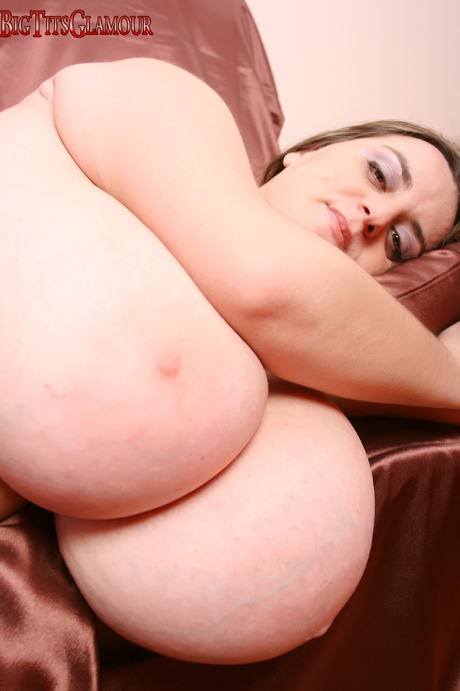 do boobs get smaller sometimes from Big Tits Glamour Image