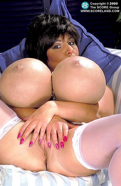 anna marie cox huge boobs from Scoreland Image