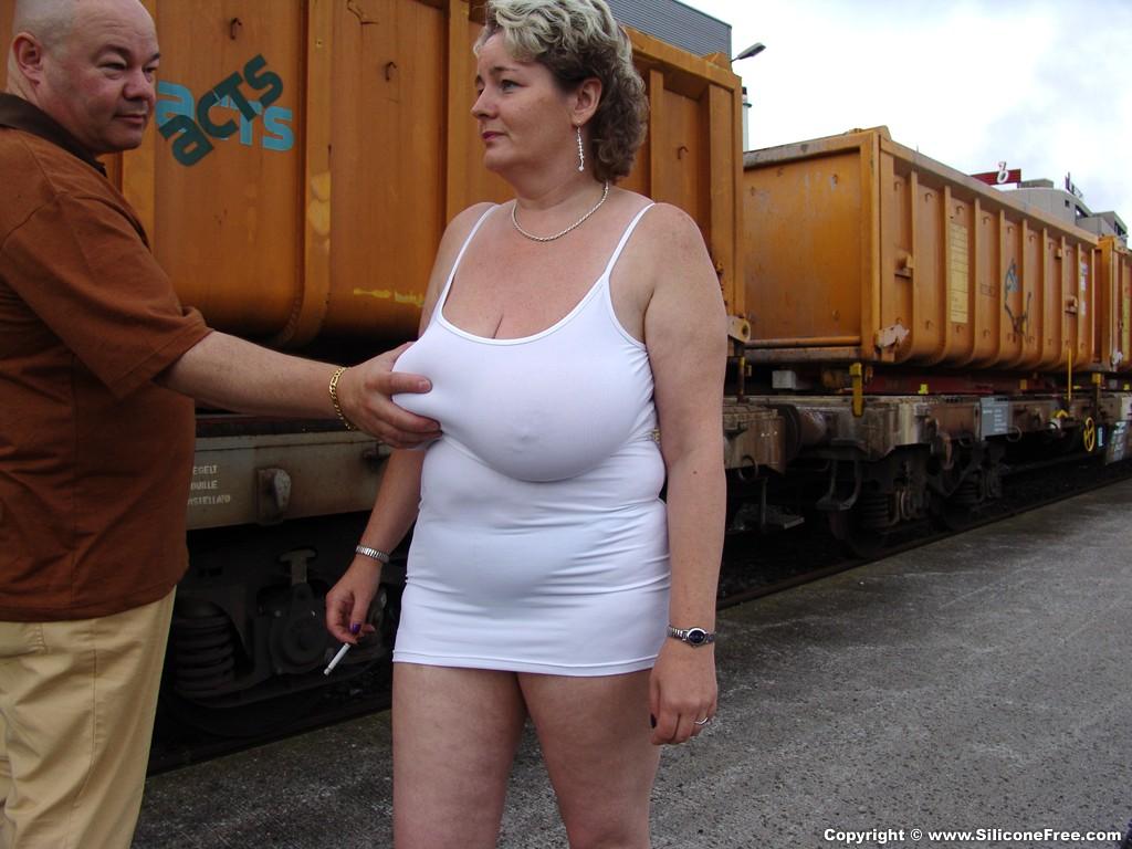 Huge boobs darla crane molested